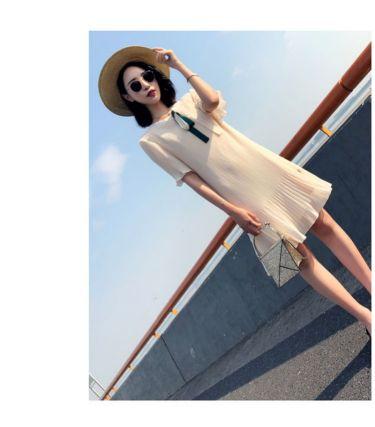 拉夏贝尔时髦品牌折扣女装夏款走份千百惠服装品牌折扣折价格低