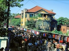上海华亭路服装市场