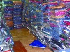 品牌尾货羽绒棉服的批发市场在哪儿