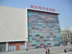 皮革市场有进步前景吗?新乡河南海宁皮革城如何?